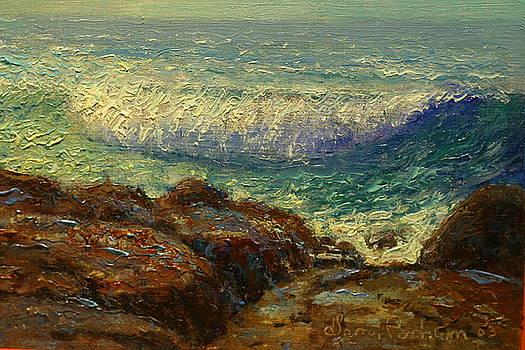Terry Perham - Breaking Wave