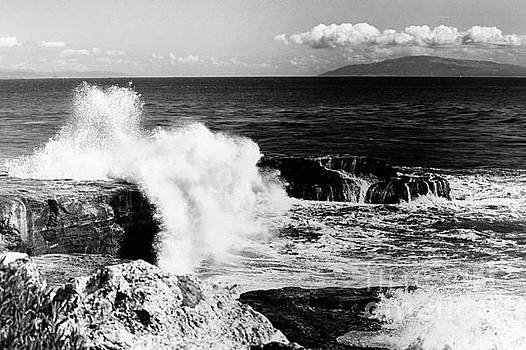 Breaking Waves  by Chris Berry