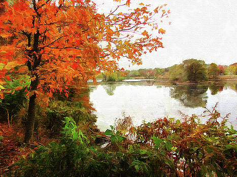Breath Of Autumn by Cedric Hampton