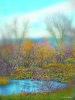 Breath Of Peace by Joel Bruce Wallach