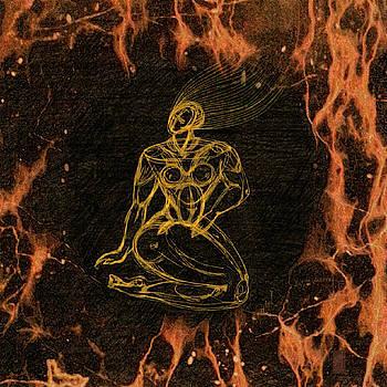 Breathing in Fire by Inga Vereshchagina
