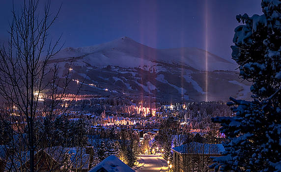 Breckenridge Phenomenon by Michael J Bauer