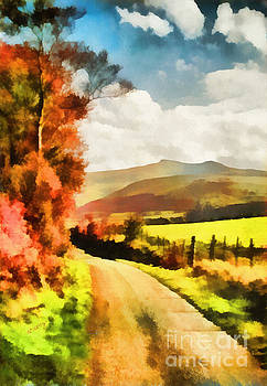 Valerie Anne Kelly - Brecon Beacons