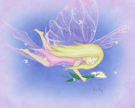 Breewyna the Butterfly Fairy by Amanda Francey