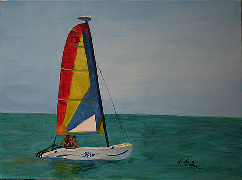Breezy by Tony Baker
