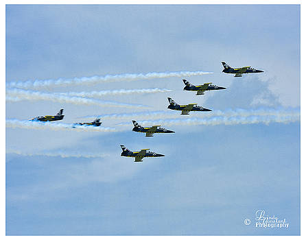 Breitling Air Show by Linda Constant