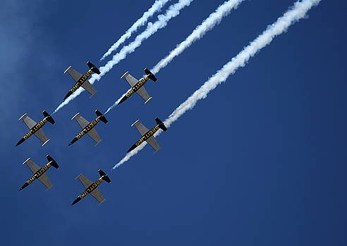 John King - Breitling Team Crowd Pleases at Reno Air Races