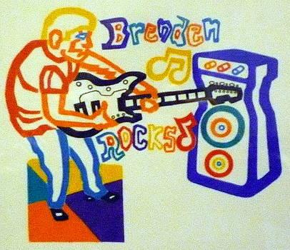 Brenden Rocks by Stephen Davis