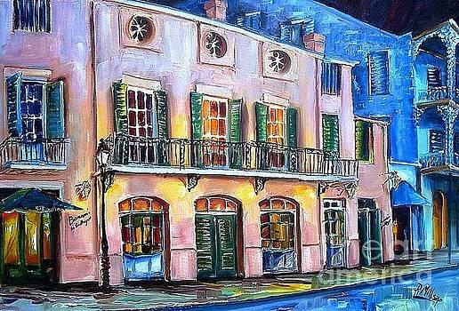 Brennan's in New Orleans by Diane Millsap