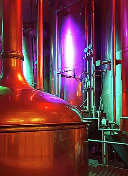 Brewhouse Illumination by Christopher McKenzie