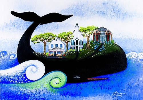 Brewster - A Whale of a Town by Theresa LaBrecque