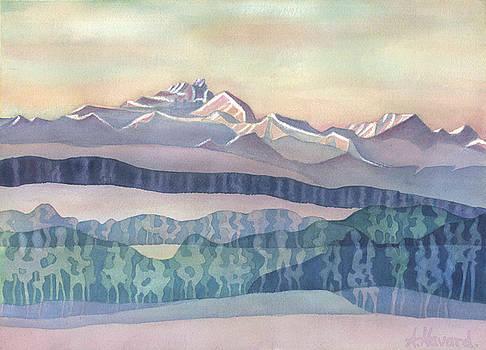 Brian Boru Mountain by Anne Havard