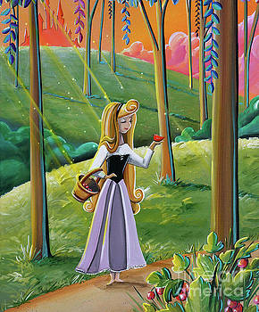 Briar Rose by Cindy Thornton