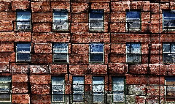 Brick-a-Brick by Rick Lawler