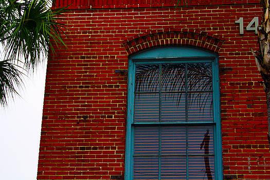 Brick Building, Ybor, 2011 by Robin Shwedo
