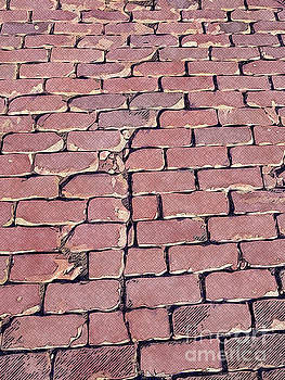 Brick Pavers by Phil Perkins