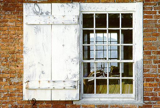 Brick Schoolhouse Window Photo by Peter J Sucy