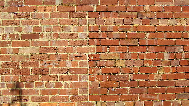 Brick Wall by Emma Frost