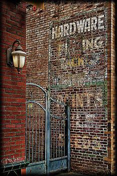 Brick Walls by Norma Warden