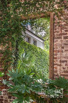 Dale Powell - Brick Window
