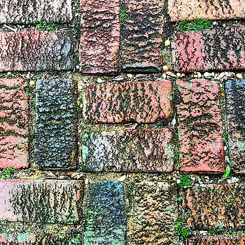 Brickwork#1 by Micheal Driscoll