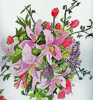 Bridal Flowers by Jo Anna McGinnis