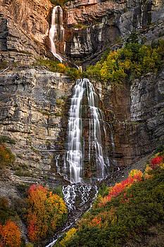 Bridal Veil Falls by Ryan Smith