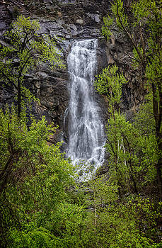 Ray Van Gundy - Bridal Veil Falls Spearfish Canyon