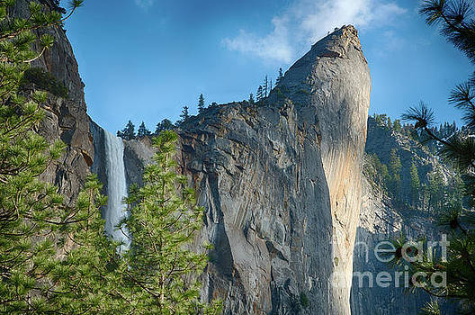 Terry Garvin - Bridalveil Fall Yosemite National Park
