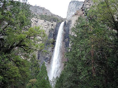 Bridalveil Falls 6 by Eric Forster