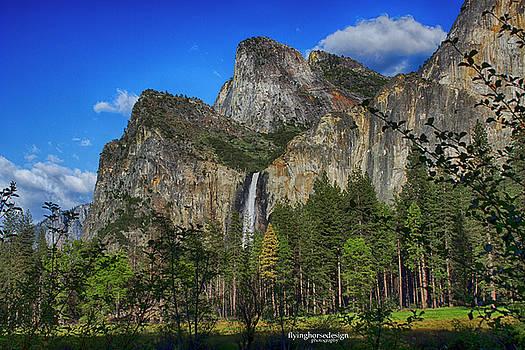 Bridalveil Falls by John Heywood