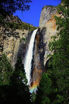 Bridalveil Falls  by Raymond Salani III