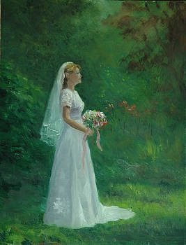 Bride by Aline Lotter