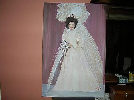 Bride by Zeenath Diyanidh