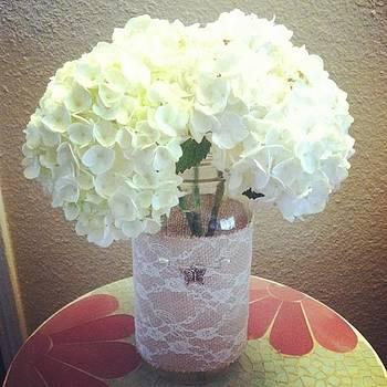 Bridesmaid Bouquet Is Still Going by Karen Bosquez
