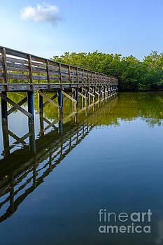 Edward Fielding - Bridge Across The Bayou