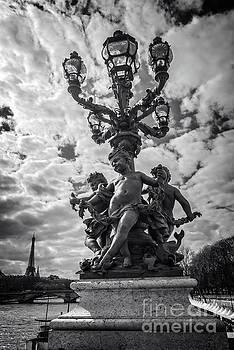 Delphimages Photo Creations - Alexandre III bridge
