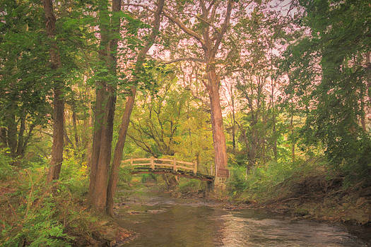 Bridge at Valley Creek by Jeff Oates Photography