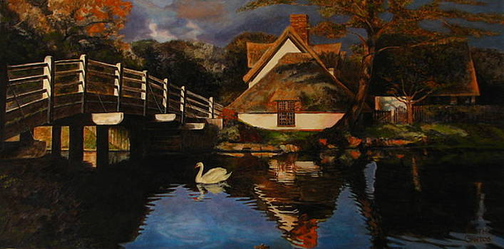 Bridge Cottage by Keith Gantos