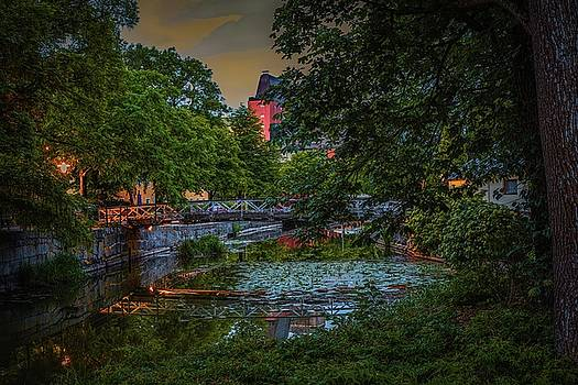 bridge Enkoeping #h6 by Leif Sohlman
