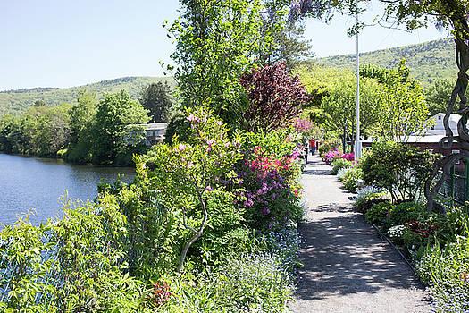 Bridge of Flowers Walkway by New England Photographic