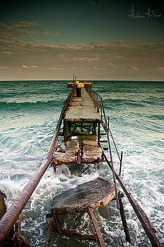 Bridge of Life by Kirill Kirillov