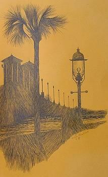Bridge of Lions - St. Augustine by Dan Hausel