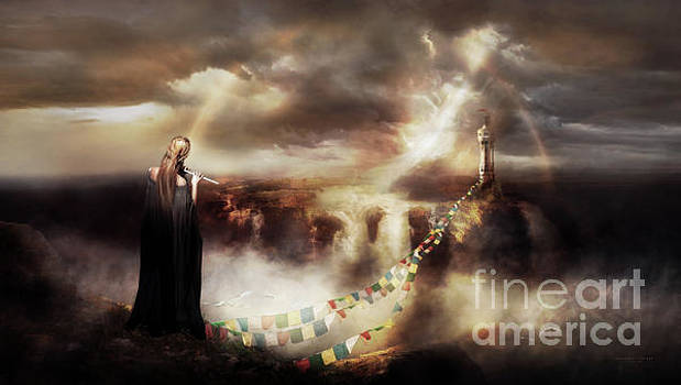Bridge of Prayers by Shanina Conway