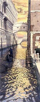 Bridge Of Sighs by Loren Salazar