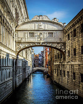 Bridge of Sighs by Perry Webster