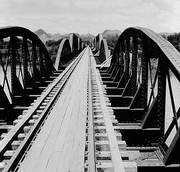 Bridge on the River Kwai by Christopher James