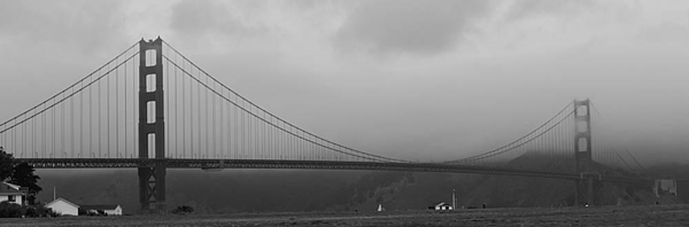 Bridge over Houses by Maj Seda