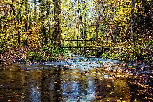 Debra and Dave Vanderlaan - Bridge Over Peaceful Waters