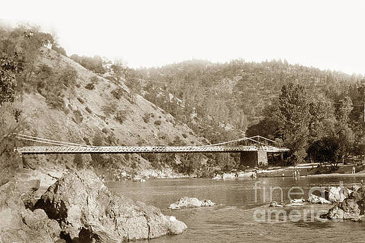 California Views Mr Pat Hathaway Archives - Bridge over river